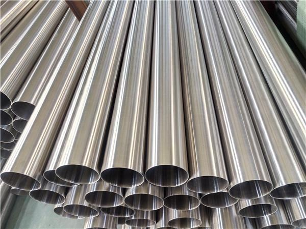 ASTM-A554 Round Tube